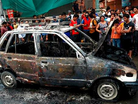 """""""Os maoístas estão se insurgindo novamente no Nepal?"""""""