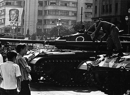 """""""1964: A CIA e a técnica do golpe de Estado"""""""