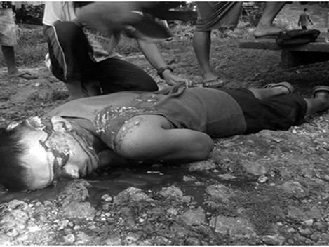 """""""Sobre a intensificação da militarização e o terrorismo de estado nas Filipinas"""""""