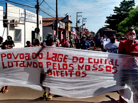 Camponeses organizados expulsam grileiros na Baixada Maranhense