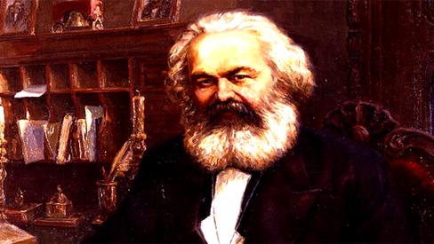 """""""Karl Marx e a China"""""""