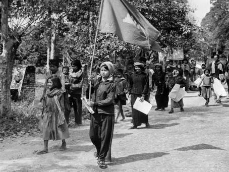 """""""Kampuchea democrático: nascido da guerra popular de libertação anti-imperialista"""""""