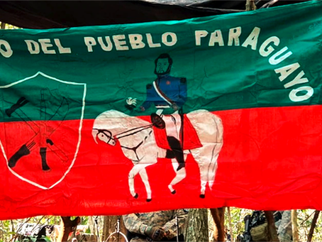 Avanço da luta do Exército do Povo Paraguaio e a ameaça de intervenção imperialista ianque