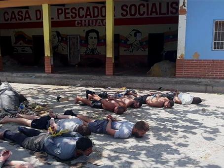 Povo venezuelano derrota tentativa de incursão mercenária e agressora