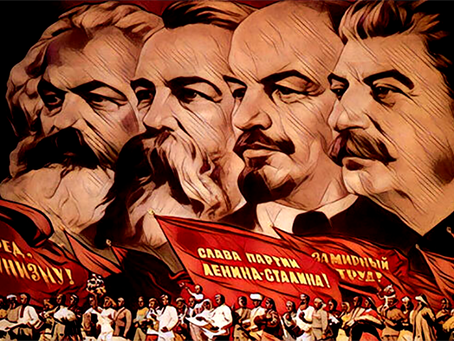 """""""O Materialismo Dialético, concepção do mundo do Partido Marxista-leninista"""""""