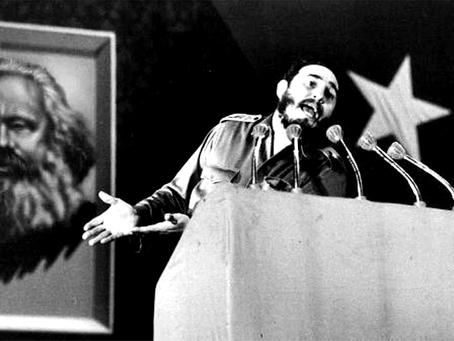 """""""A Revolução marxista de coração cubano"""""""