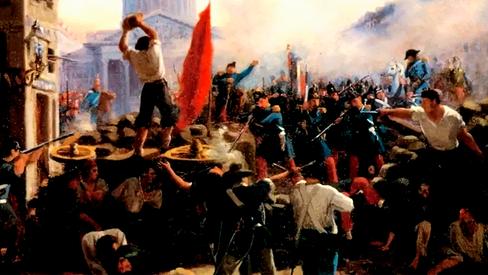 """""""A Comuna de Paris e a Associação Internacional dos Trabalhadores"""""""