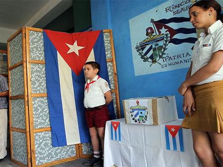 """""""Sobre a democracia cubana"""""""