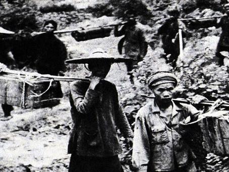 """""""Uma guerra esquecida: a derrota dos EUA no Laos"""""""