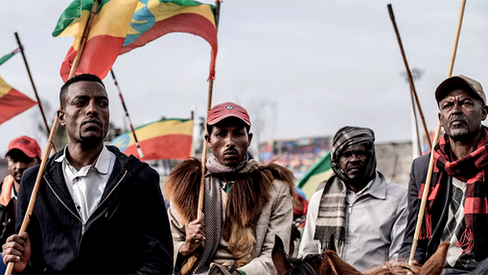 """Etiópia: a guerra itinerante"""