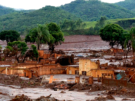 Mariana e Brumadinho: crimes do imperialismo