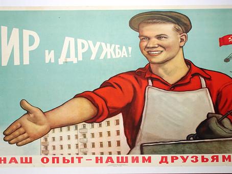 """""""Como engordei na URSS à procura de quem passasse fome"""""""