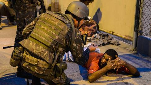 Não toleremos nenhum abuso contra o povo brasileiro!