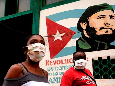 O desenvolvimento das vacinas contra à Covid-19 em Cuba: esperança aos povos oprimidos