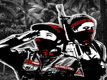 """""""'Não tenho medo da morte': Entrevista com mulheres guerrilheiras das Filipinas"""""""