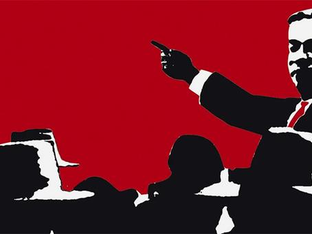 """""""Controvérsia com os anarquistas"""""""