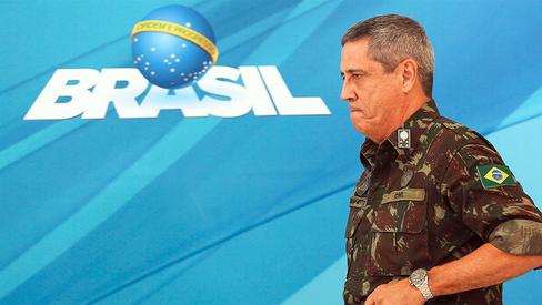 A crescente tutela militar sobre o Estado brasileiro