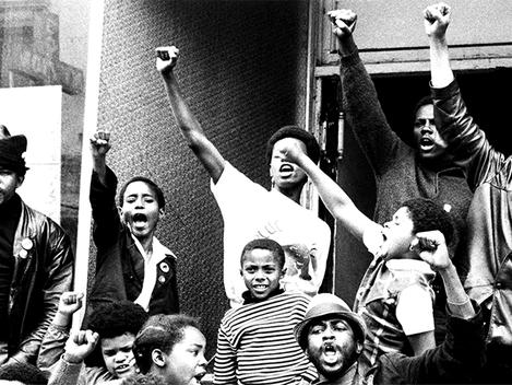 """Nkrumah: """"O espectro do Black Power"""""""