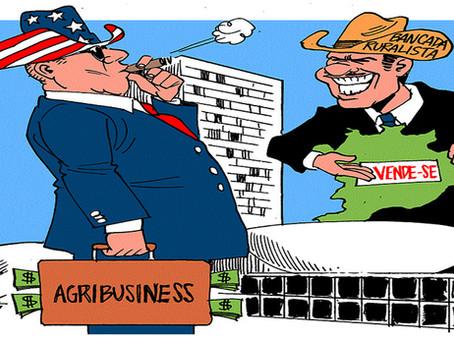 """""""Agronegócio: as corporações internacionais comandam"""""""