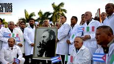 Cuba resiste ao bloqueio imperialista como um exemplo para a saúde do seu povo