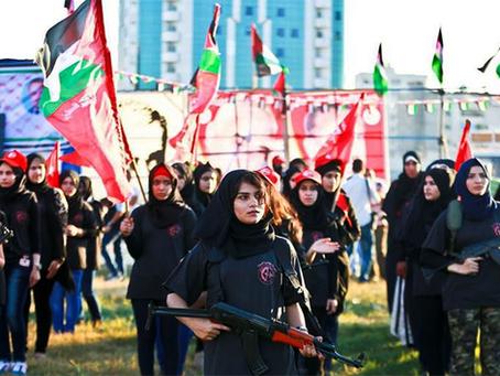 """""""A operação de Jerusalém é um ato heroico para libertar a Palestina"""""""