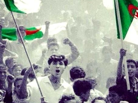 """""""Argélia, 01 de novembro de 1954"""""""