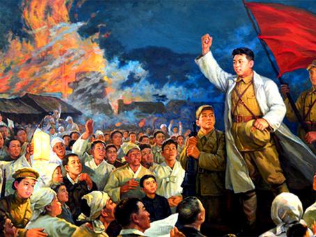 """""""A guerra antijaponesa escreve uma nova história da luta de libertação nacional"""""""