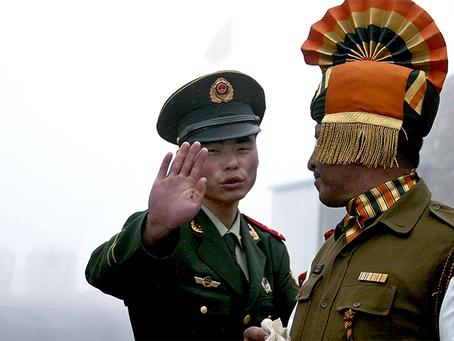 Choques fronteiriços Índia-China ilustram tendências para a guerra