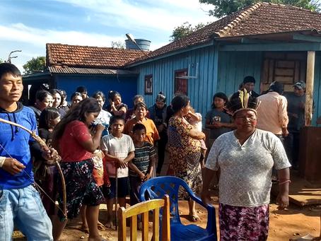 """""""Ancião Guarani Kaiowá segue detido após ação truculenta da polícia em Caarapó"""""""