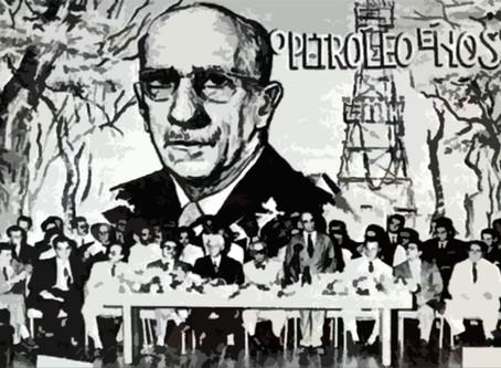 """""""A Batalha do Petróleo"""""""
