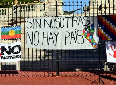 """""""Nação Mapuche: nascer, estudar e morrer nas terras da Benetton"""""""