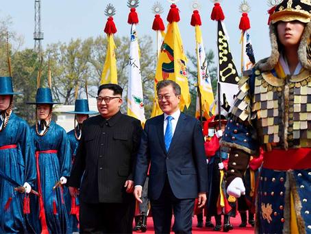 """""""As relações Norte-Sul não podem estar sujeitas às relações RPDC-EUA"""""""