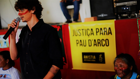 Não às tentativas de se calar as vozes democráticas no Brasil!