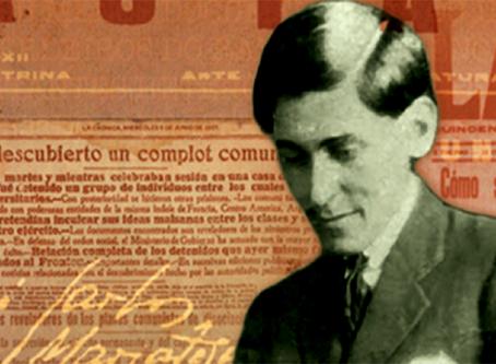"Mariátegui: ""O imperialismo ianque na Nicarágua"""