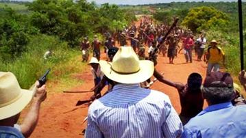Massacres contra os povos do campo em 2014-2017