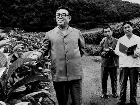 """Kim Il Sung: """"Sobre a abolição do sistema de impostos"""""""