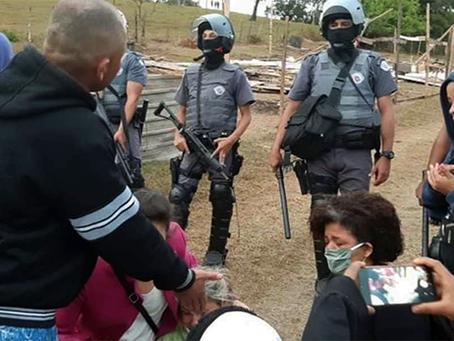 Repressão em São Paulo e as malandragens de João Doria