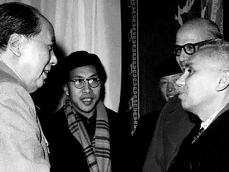 Conversa entre Mao Tsé-tung e a delegação do Partido Comunista do Brasil liderada por João Amazonas