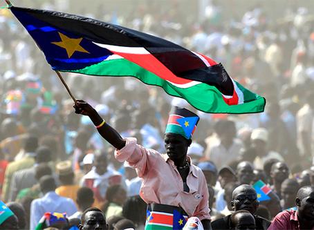 """""""Sudão do Sul, entre o esquecimento e o fogo"""""""