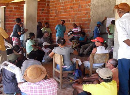 Comunidades rurais do Norte da Bahia se preparam para resistir à grilagem