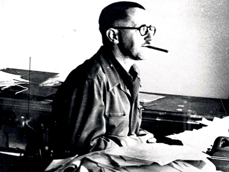 "Brecht: ""O fascismo é a verdadeira face do capitalismo"""