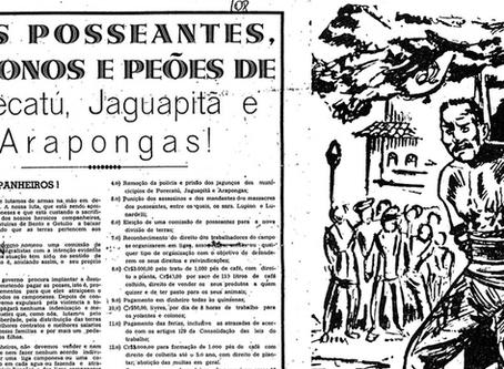70 anos da Revolta de Porecatu: quando o PCB foi às armas