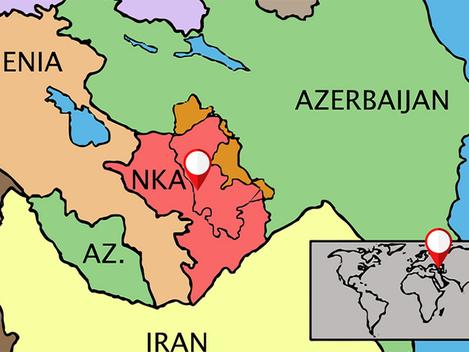 """""""Armênia-Azerbaijão: a guerra mais anunciada do mundo"""""""