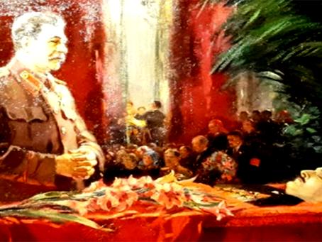 """""""O Bolchevique Zhdanov, um exemplo a seguir"""""""
