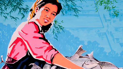 """Kim Jong Il: """" As mulheres são uma poderosa força que leva adiante a revolução"""""""
