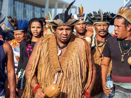 """""""A estratégia anti-indígena na fase da barbárie racionalizada no Brasil"""""""