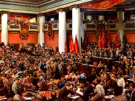 """""""Teses Sobre a Questão Parlamentar"""""""