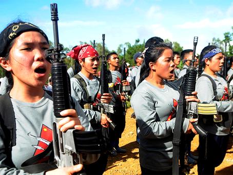 Novo Exército Popular mantém ofensivas contra os ataques do governo nas Filipinas