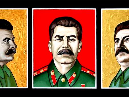 Por ocasião das piadas que atribuem ao camarada Stalin