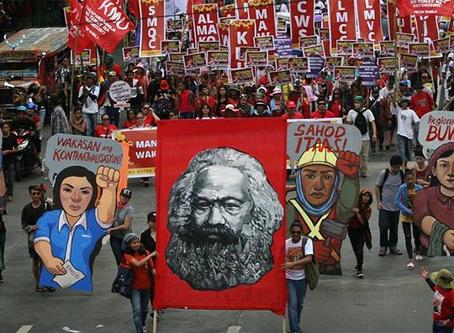 """""""Celebrar o Dia dos Trabalhadores e os 200 anos do nascimento de Karl Marx"""""""